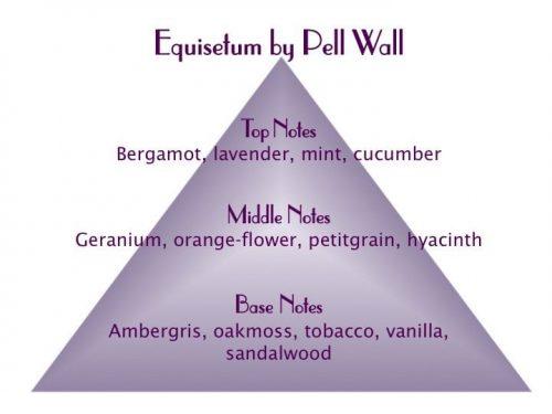 Equisetum Scent Pyramid