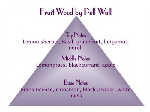 Fruit Wood Scent Pyramid