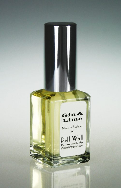 Gin & Lime by Pell Wall, 30ml