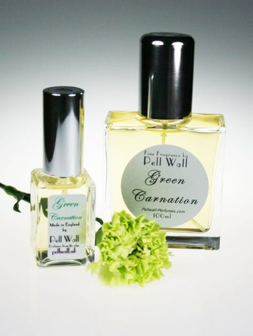 Green Carnation by Pell Wall 100ml and 30ml