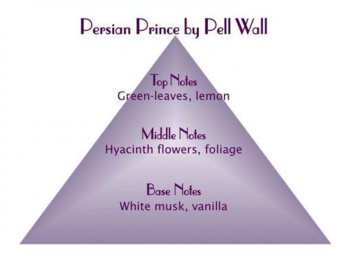 Persian Prince Scent Pyramid