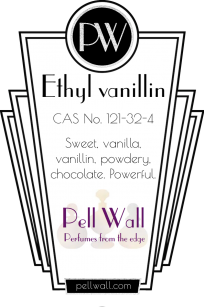 Ethyl vanillin Product Image