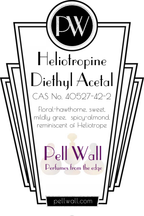Heliotropine Diethyl Acetal Product Image