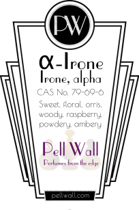 Irone Alpha Product Image