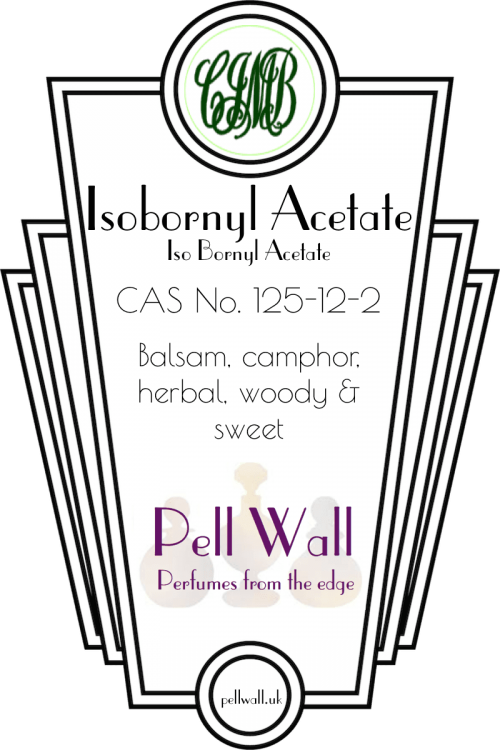 IsoBornyl Acetate Product Image