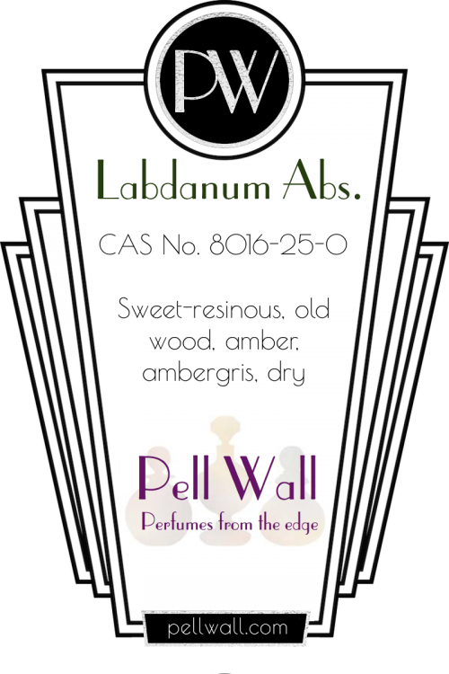 Labdanum Absolute Product Image