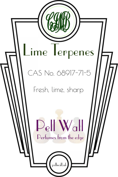 Lime Terpenes Product Image
