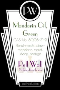 Mandarin - Green Product Image