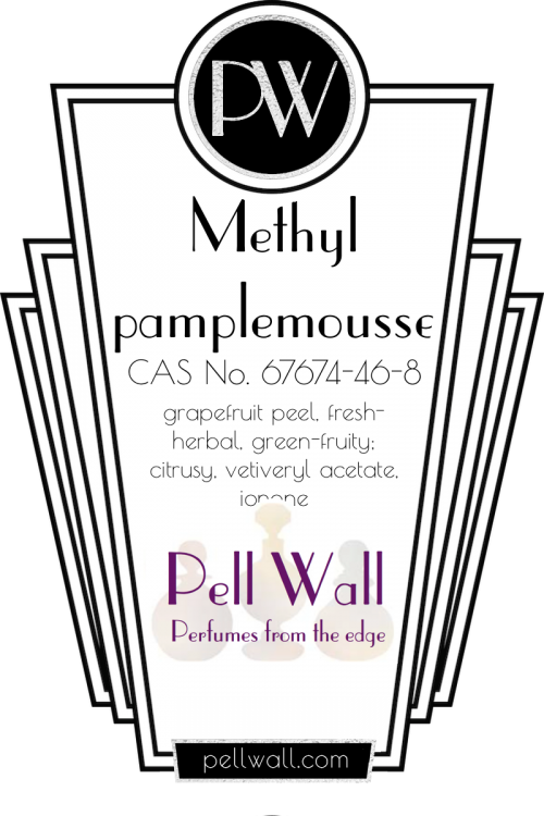 Methyl pamplemousse Product Image