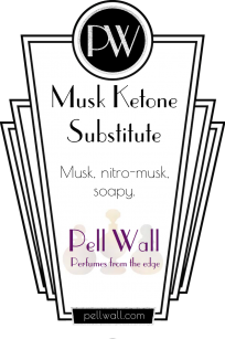 Musk Ketone Substitute Product Image