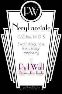 Neryl Acetate Product Image