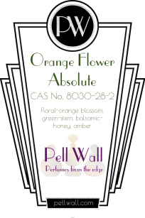 Orange Flower Absolute Product Image