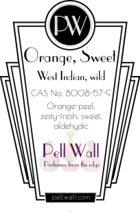Orange, Sweet - West Indian, wild Product Image
