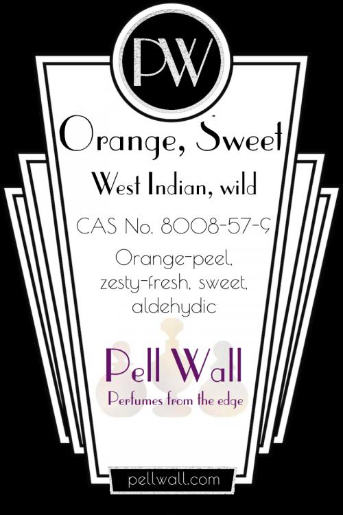 Orange, Sweet - West Indian, wild Product Image