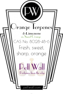 Orange Terpenes S Product Image