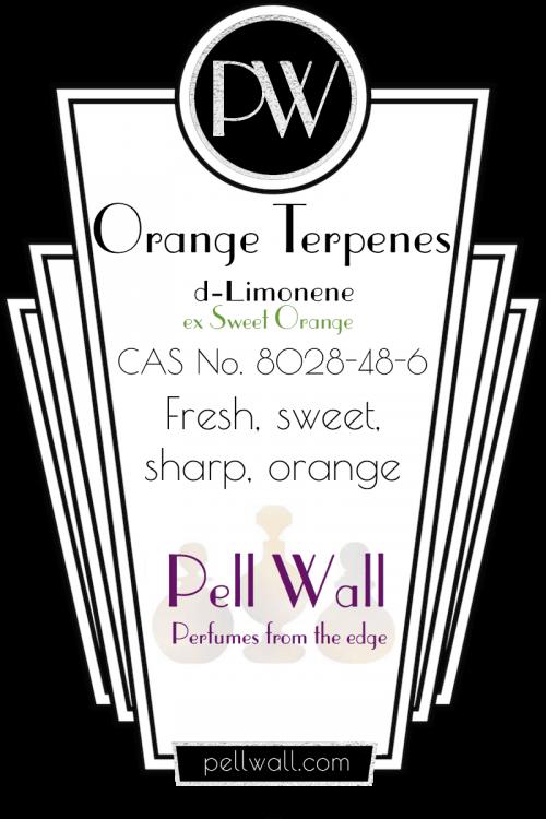 Orange Terpenes S Product Image
