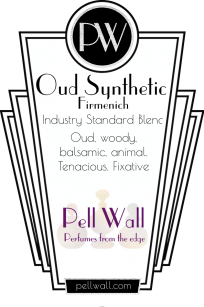 Oud Synthetic Product Image
