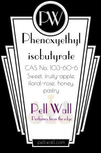 Phenoxyethyl isobutyrate Product Image