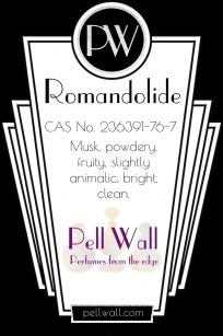 Romandolide Product Image