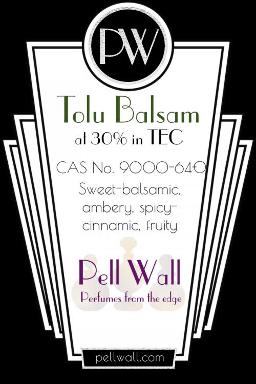 Tolu Balsam 30 Product Image
