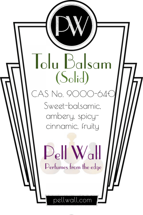Tolu Balsam Solid Product Image