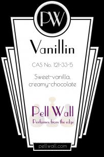 Vanillin Product Image