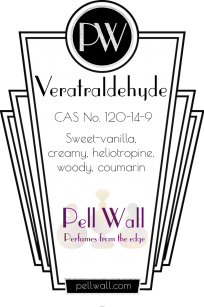 Veratraldehyde Product Image