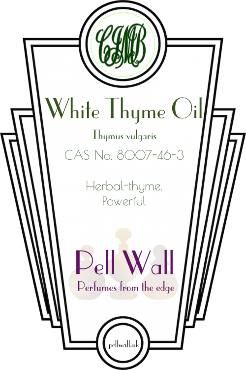 White Thyme Oil Product Image