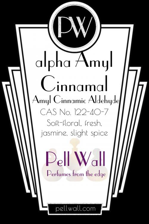 alpha Amyl cinnamal Product Image