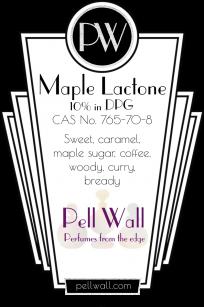 Maple Lactone 10 Product Image