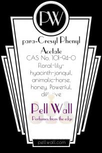 para-Cresyl Phenyl Acetate Product Image