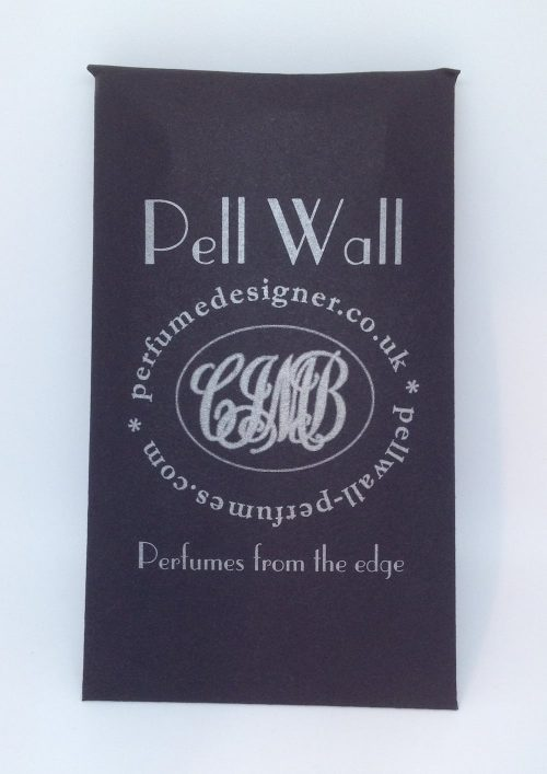 Samples from Pell Wall in their envelope