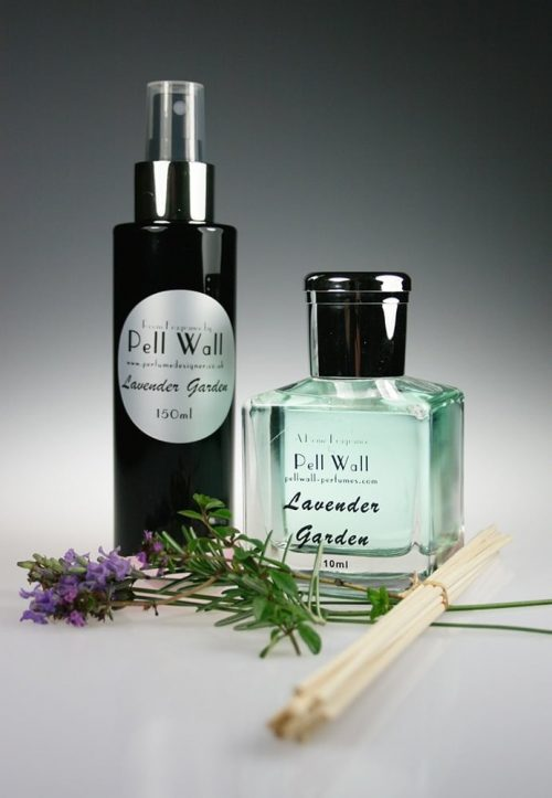 Lavender Garden Reed Diffuser and Room Spray