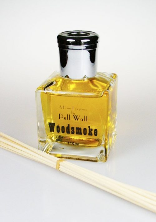 Woodsmoke Reed Diffuser by Pell Wall 110ml