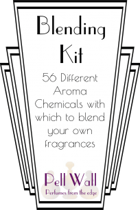 Blending Kit of 30ml each of 56 different aroma chemicals