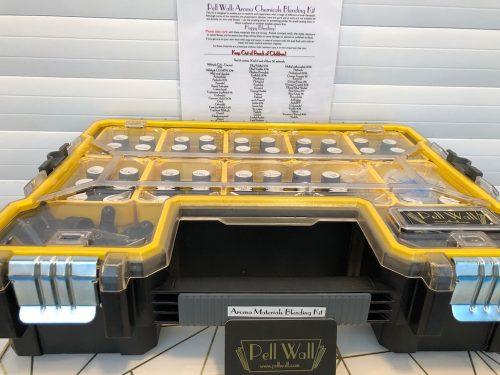 Blending Kit of 56 Materials - front