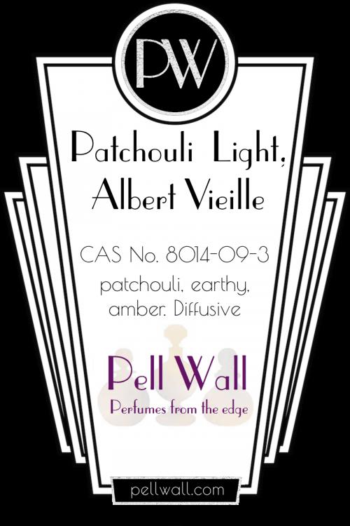 Patchouli Light, Albert Vieille Product Image