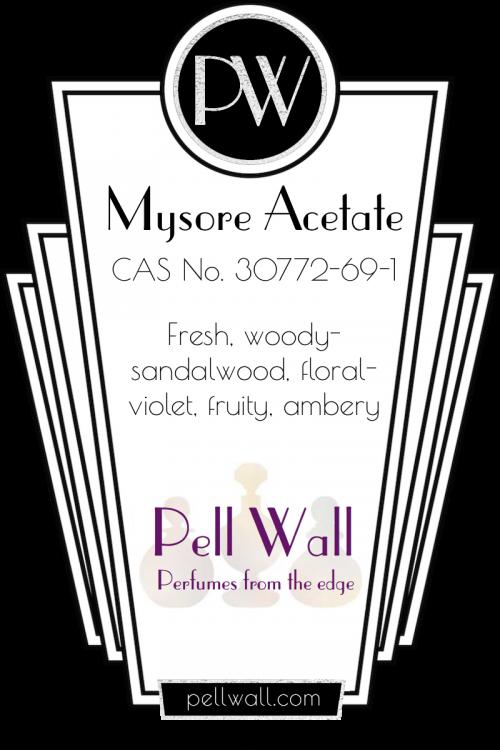 Mysore Acetate Product Image