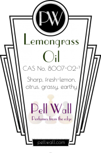 Lemongrass Oil Product Image