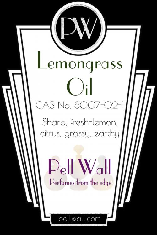 Lemongrass Oil Product Image