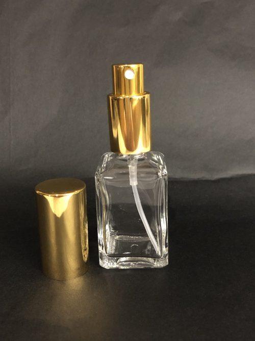 30ml Atomiser with gold spray
