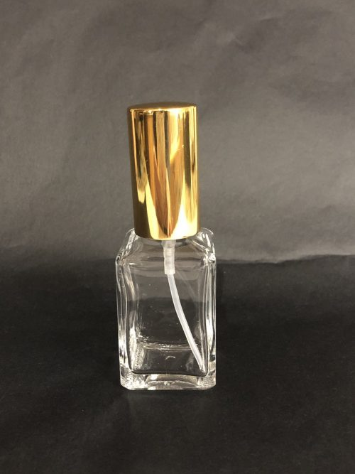 30ml Atomiser with gold top