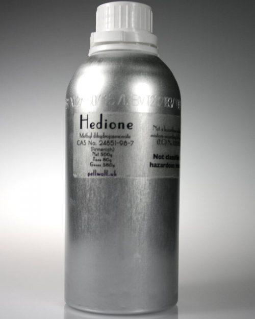 Hedione in 500g Aluminium Flask