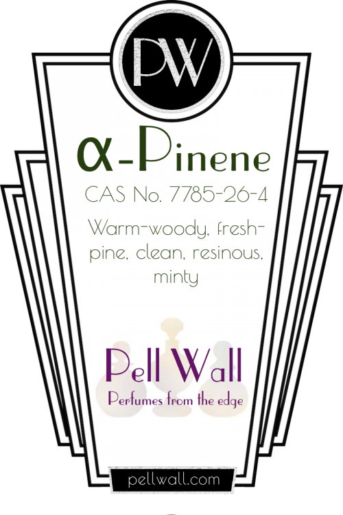 Pinene alpha Natural Product Image