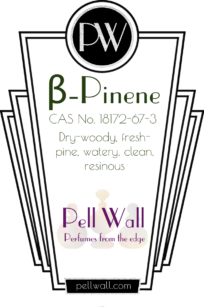 Pinene beta Natural Product Image