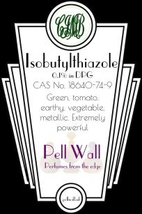 Isobutylthiazole Product Image