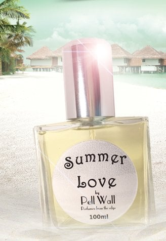 Summer Love Scene by Pell Wall