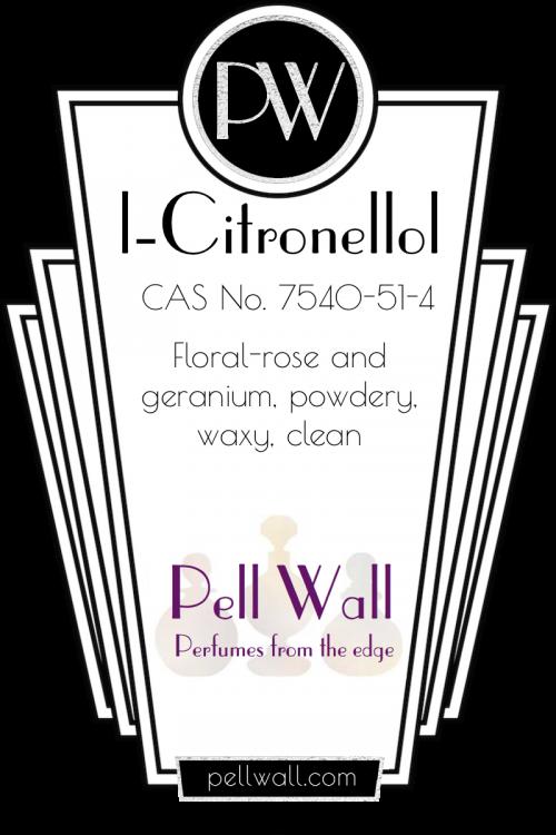 laevo-Citronellol Product Image