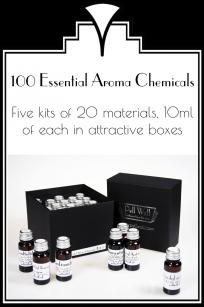100 Essential Aroma Materials