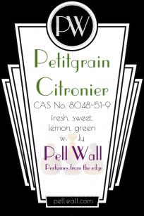 Petitgrain Citronier Product Image